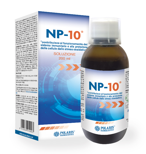 Image of Np-10 Sciroppo 200ml
