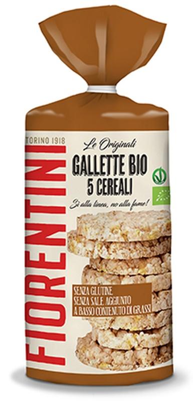 Image of Bio Gallette 5cereali 100g 910861780