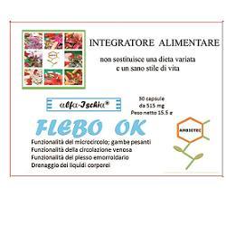 Image of Ambiotec Flebo Ok Integratore Alimentare 30 Compresse 923531608