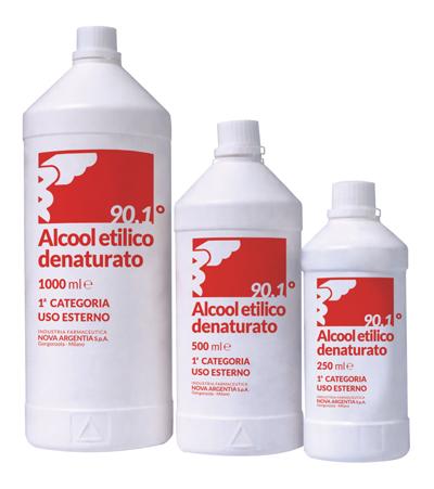 Image of Alcool Etilico Denaturato250ml 931507281