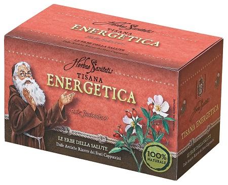 Image of Frate Indovino Tisana Energetica Herbae Sanitatis 20 Bustine 925957589