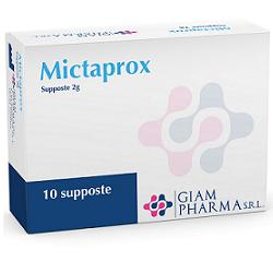 Image of Mictaprox 10supp 2g 934527742