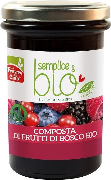 Composta Di Frutti Di Bosco Bi