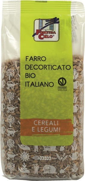 Farro Decorticato Bio 500g