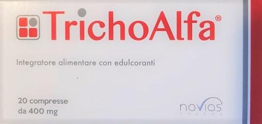 Image of Trichoalfa Integratore 30cps 910636707