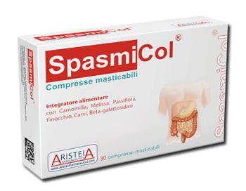 Image of Spasmicol 30cpr Mastic 500mg 934013855