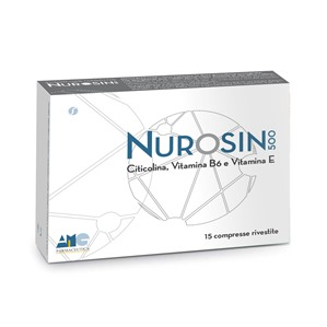 Image of Nurosin 500 15cpr 927035372