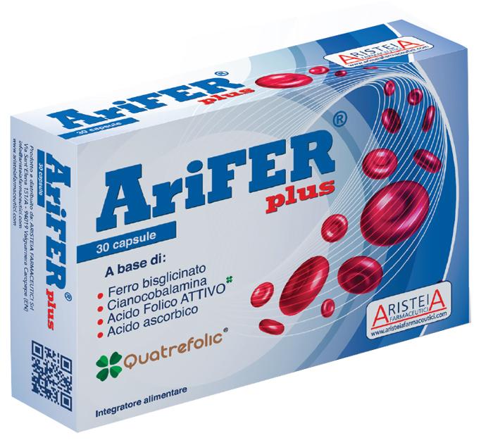 Image of Arifer Plus 30cps 924924830