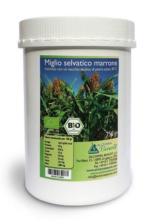 Image of Miglio Selvatico Benoit 750g 970157095