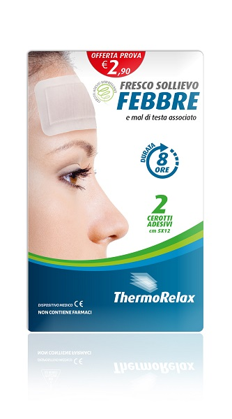 Image of Thermorelax Cerotto Freddo Adulti Monodose 2 Pezzi 970431159