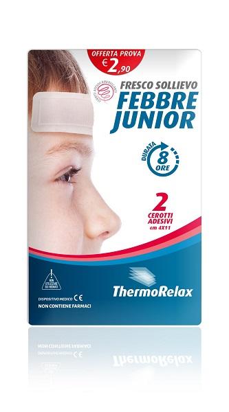 Image of Thermorelax Cerotto Freddo Junior Monodose 2 Pezzi 970431161