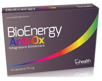 Image of Bioenergy Antiox4h 24cps 830mg 925812188