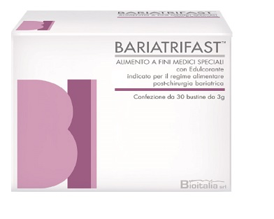 Bioitalia Bariatrifast Integratore Alimentare 30 Bustine