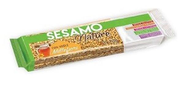 Image of Taste of Nature Barretta Al Sesamo con Miele Millefiori Bio 2x20g 971635661