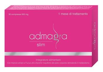 Image of Admagra Slim 30cpr 925043251