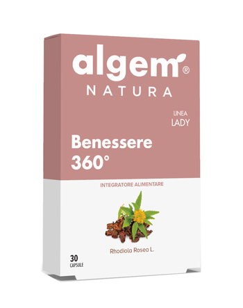 Image of Algem Lady Benessere 360 30cps 971974771