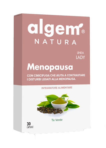 Image of Algem Lady Menopausa 30cps 971974819