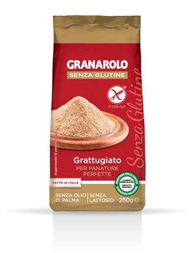 Image of Granarolo Grattugiato Senza Glutine 250g 973210952