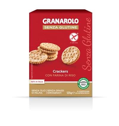 Image of Granarolo Cracker Classici Senza Glutine 125g 973210913