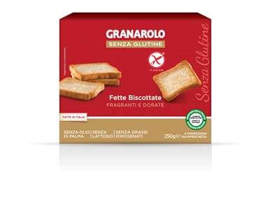 Image of Granarolo Fette Biscottate Senza Glutine 250g 973210949