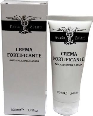 Image of Cosmetica Etrusca Distribuzione Santa Chiara Crema Fortificante 100ml 930272632