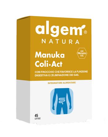 Image of Algem Manuka Coli Act 45cps 974402669
