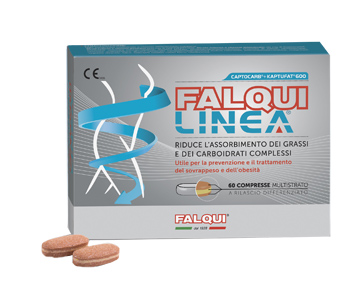 Image of Falqui Linea Obesita' Senza Glutine 60 Compresse 942118706
