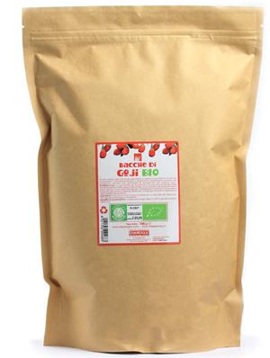 Erbavoglio Goji Bacche Bio 1kg