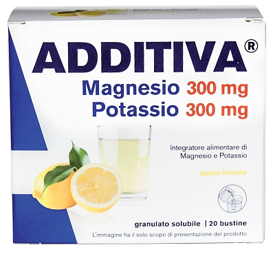 Image of Additiva Magn300+pot300mg 20bu 920915156