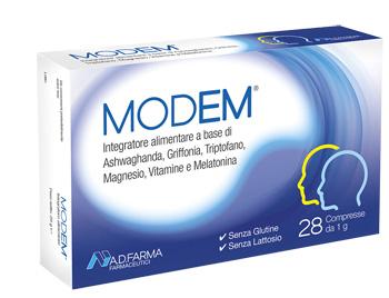 Image of Modem Integratore Alimentare 28 Compresse