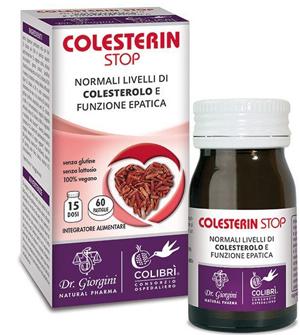 Image of Colesterin Stop 60pastiglie 972533210