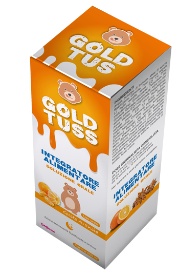 Image of Goldtuss 200ml 935667384