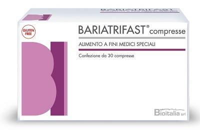 Bioitalia Bariatrifast Integratore Alimentare 30 Compresse