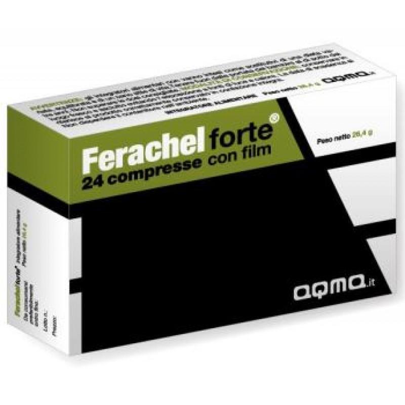 Ferachel Forte Integratore Alimentare 24 Compresse