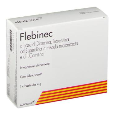 Image of Flebinec Alfasigma 14 Buste