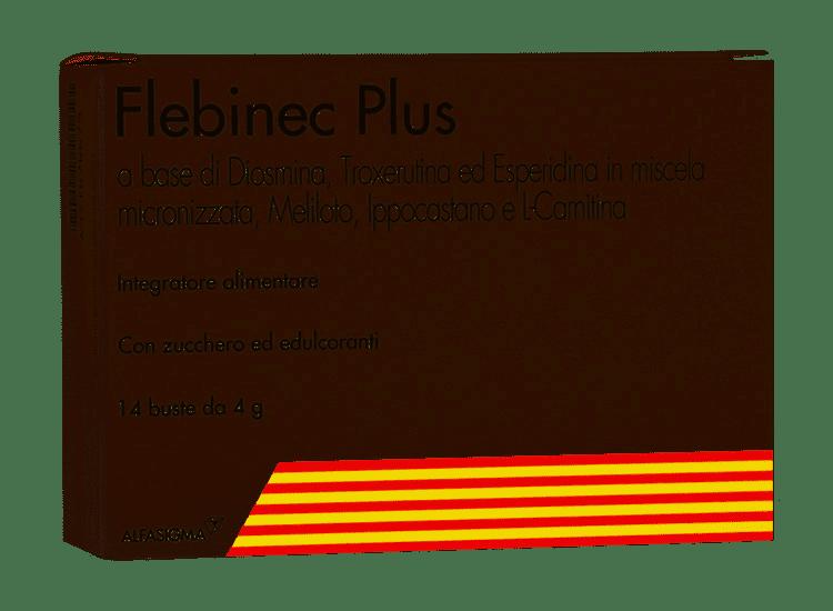Image of Flebinec Plus Alfasigma 14 Buste