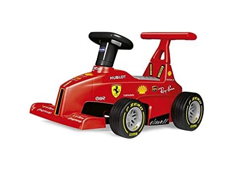 Ferrari SF90 Scuderia Ferrari Cavalcabile CHICCO 12M+