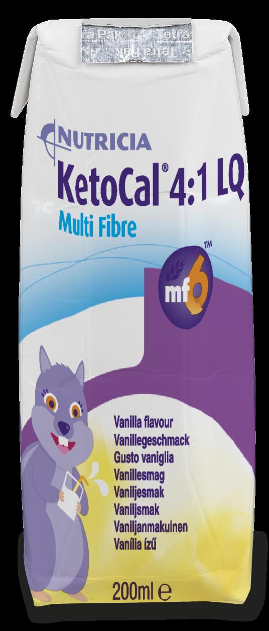 Ketocal 4:1 Lq Multi Fibre Nutricia 200ml