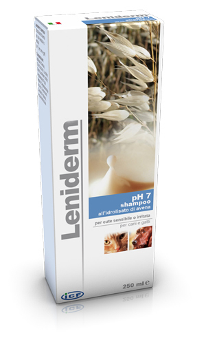 Leniderm® Shampoo pH 7 ICF 250ml