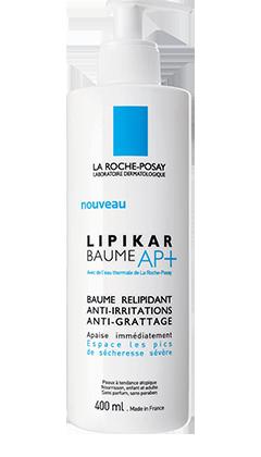 Lipikar Baume AP+ La Roche Posay 400ml