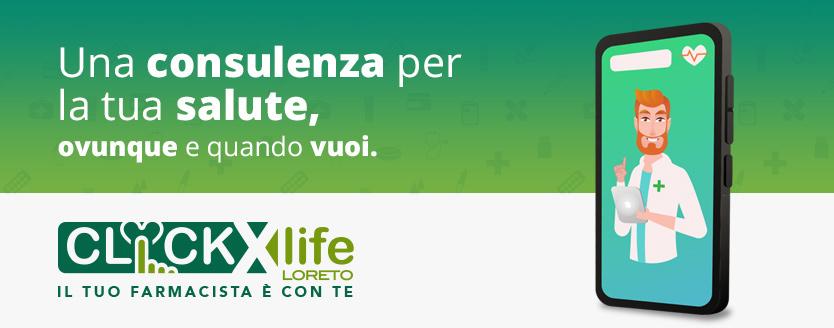 Click X Life consulenza salute