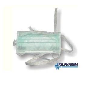 Image of Mascherina Chirurgica Con Laccetti PB Pharma 50 Mascherine