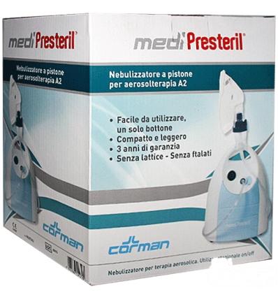 Medipresteril Nebulizzatore A2 Corman Kit