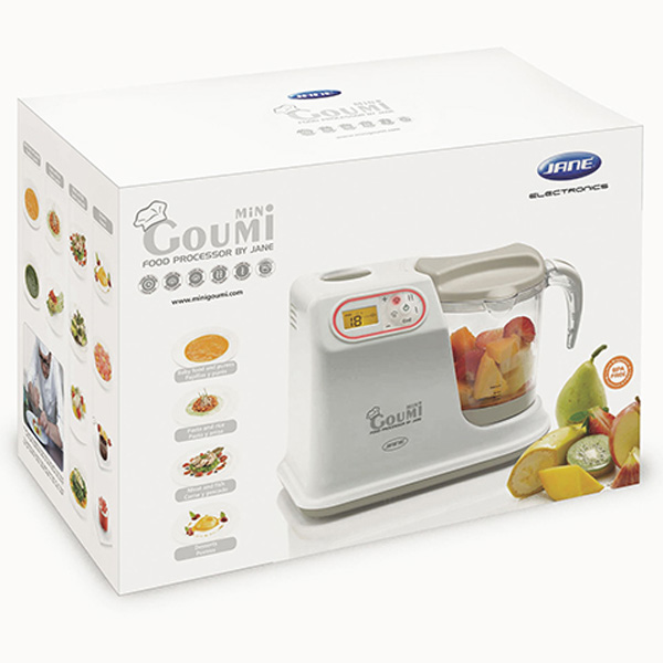Mini Goumi Robot da Cucina Janè Set