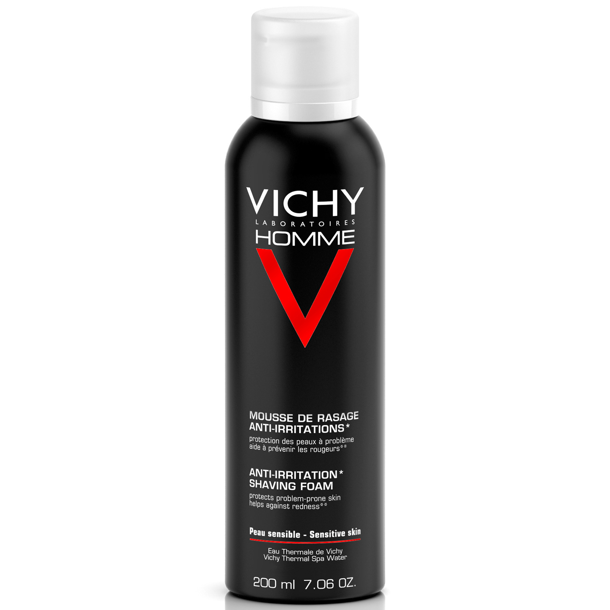 Mousse Da Barba Anti Irritazioni Vichy 200ml