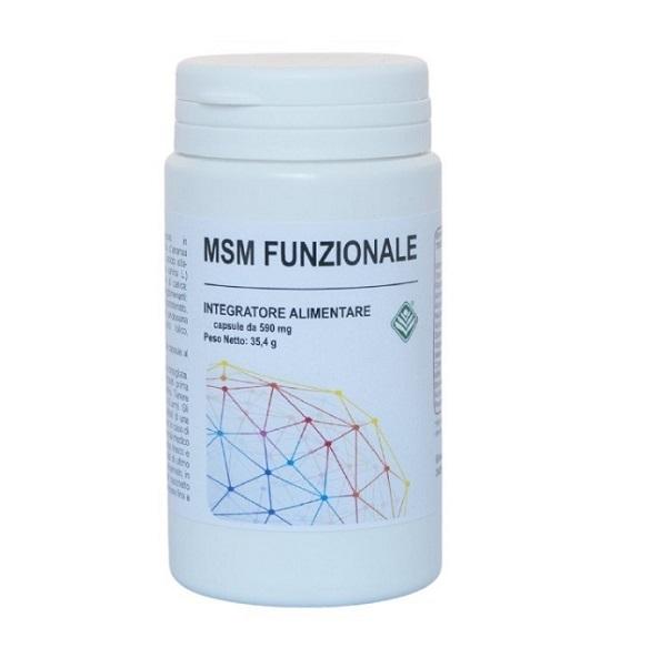 MSM Funzionale GHEOS 120 Capsule