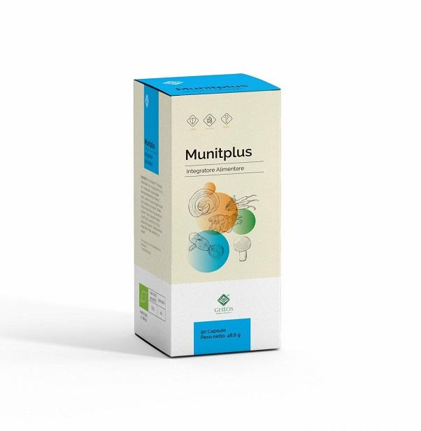 Munitplus GHEOS 90 Capsule