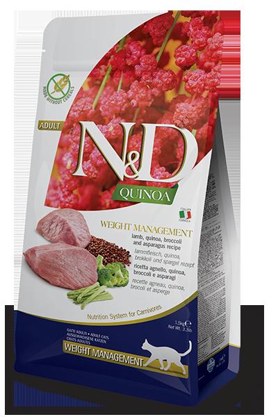 Image of N&D Quinoa Feline Farmina 1,5kg