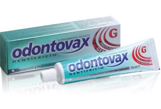 Odontovax G Dentifricio Protezione Gengive IBSA 75ml