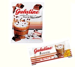 Image of Galatine Al Cioccolato 50g 902109091